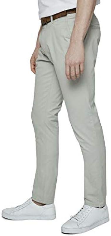 TOM TAILOR Denim Męskie spodnie Slim Chino: Odzież