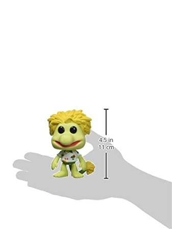 15044 FUNKO POP VINYL Fraggle Rock Wembley con Doozer Figura