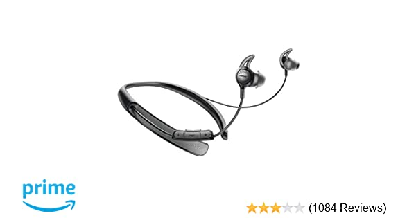 amazon com: bose quietcontrol 30 wireless headphones, noise cancelling -  black (761448-0010): bose: home audio & theater