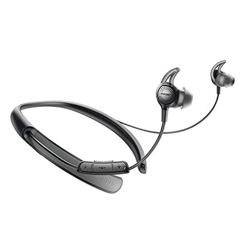 Bose QuietControl 30 Wireless Headphones, Black, One Size