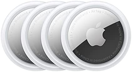 New Apple AirTag 4 Pack