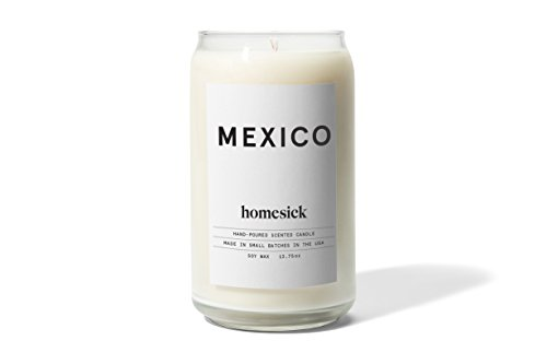Homesick Scented Candle, Mexico