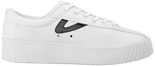 Sneaker In Pelle Bianca Nylite2bold Tretorn