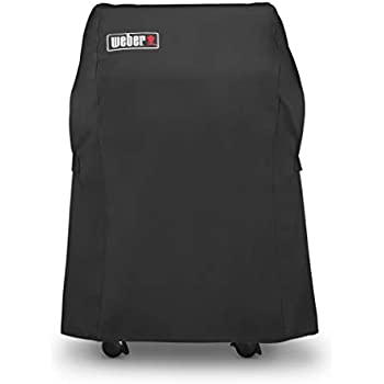 Weber 7105 Grill Cover for Spirit 210 Series Gas Grills, 29.5