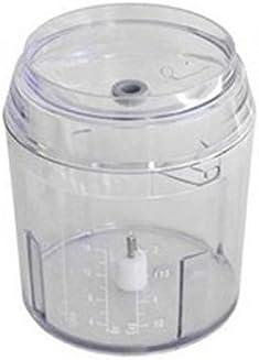 Cuenco con tapa sin) (Cuchillo para robot de cocina moulinex at71r1f: Amazon.es: Hogar