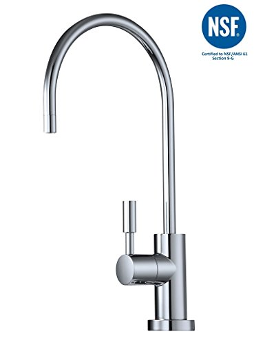 Chrome Drinking Water Faucet - 7