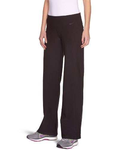 NIKE Women's Legend Poly Workout Pants - X Small - Black