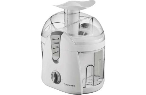 KP400 Juicer - Stainless Steel (IJ154FG) Cookworks