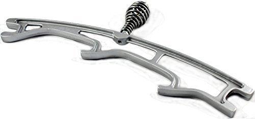 Grill Lid Holder - Cast Aluminum Lid Prop
