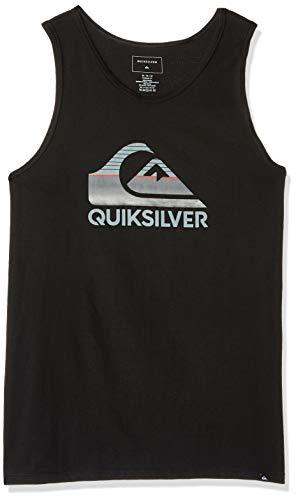 (Quiksilver Men's Waves Tank, Black S)