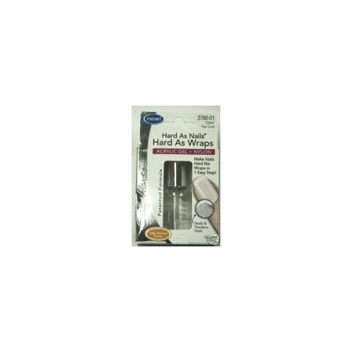 Sally Hansen Hard As Nails Hard As Wraps Topcoat 0.4oz