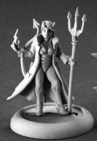 Grim Reaper miniature 50,196 Chrono Devil Girl, Supervillian