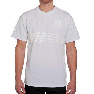 Huf 10 k Jersey T-Shirt Soccer, White, M
