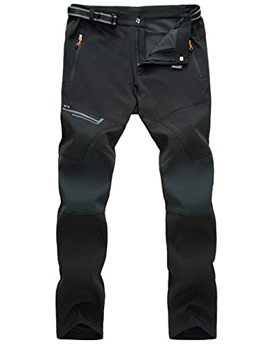 MAGCOMSEN Hiking Pants Mens Lightweight Pants Spring Summer Pants Camping