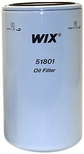 Pack of 1 WIX Filters 51301 Heavy Duty Spin-On Lube Filter