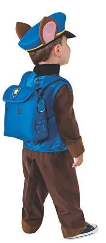 Rubie's Paw Patrol Chase Child Costume, Toddler