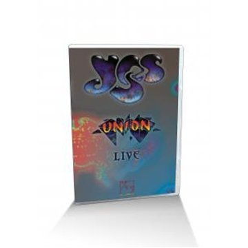 DVD : Yes - Yes: Union: Live (Widescreen)