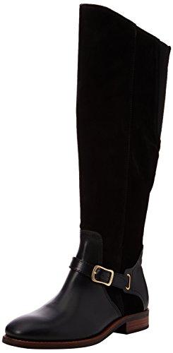 Plisadas Negro Black G00 Botas Lucille para Gant Mujer wAESB8cq