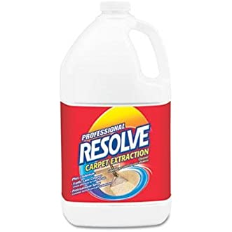 Professional Resolve - 2 Pack - Carpet Extraction Cleaner 1Gal Bottle  Product Category: Breakroom And Janitorial/Cleaning Products