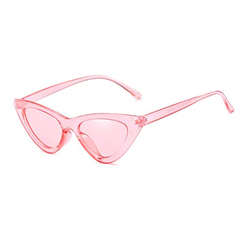 d837a51cab Cat Eye Sunglasses for Women Vintage Retro Style Plastic Frame UV 400  Protection