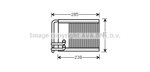 PRASCO HYA6317 Heater: