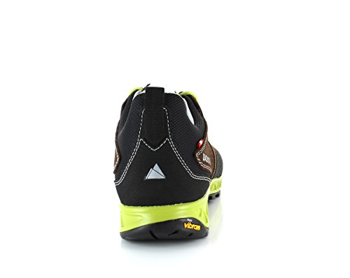 Toit Pierre Super Ferrata LTH Chaussures basses de randonnée avec doublure en cuir