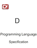 D Programming Language Specification