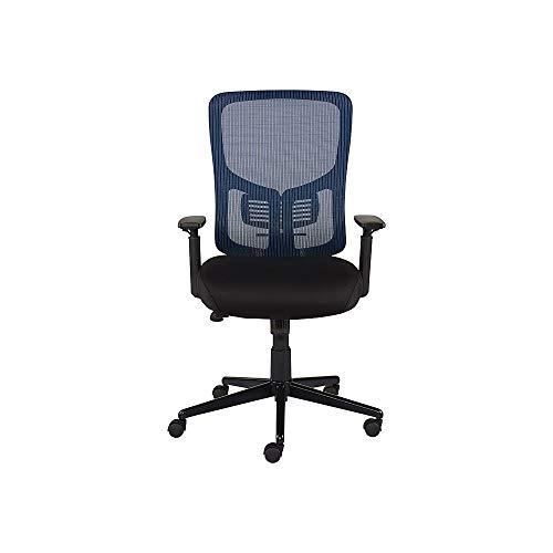 Staples 2258153 Kroy Mesh Task Chair Blue (50232)