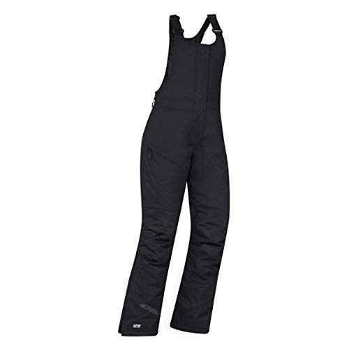 Ladies Ski-Doo Trail High Pants (Black, 2XL)