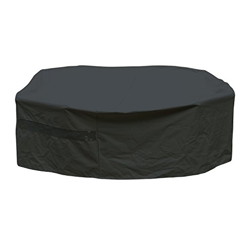 Patio Table Chairs Cover 72 Inches X 36 Inches (72 Patio Table Cover)