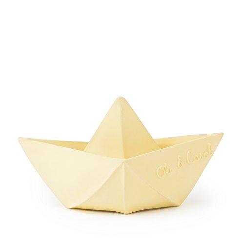 (Oli and Carol Origami Boat, Vanilla)
