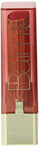 L'Oreal Paris Colour Riche Lip Balm, Plush Plum, 0.10 - Loreal Care Lip