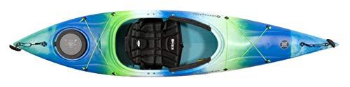 (Perception Tribute Sit-Inside Kayak for Recreation - 10.0)