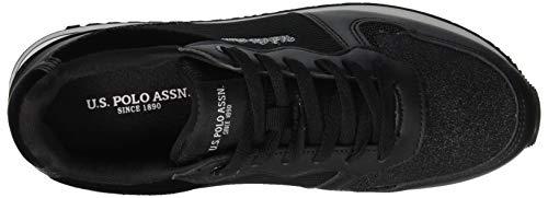 Sneaker ASSN U Blk Donna Nero S POLO Black Tuzla p44xwTIq