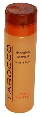 Baronessa Cali Tarocco Sicilian Blood Oranges Moisturizing Shampoo for Shiny and Manageable Hair - 8.6 Ounces ()
