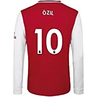 Arsenal Home Football Jersey Full Sleeve 2019-20 with Ozil Printed