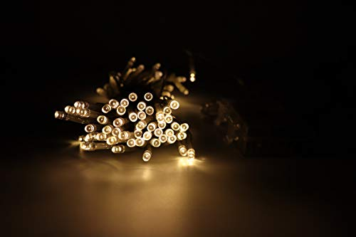 YAGE TALE Christmas String Lights, 8 Modes 3AA Battery-Operated for sale  Delivered anywhere in USA