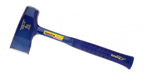 Estwing E3-FF4 Fireside Friend Splitting Tool, 2-3/8-Inch Cutting Edge, 14-Inch