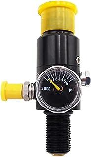 VaVoger 5/8-18UNF or M18 1.5 Paintball Regulator Valve 4500psi High Pressure Air Tank Regulator HPA