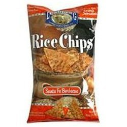 - Lundberg Chip Rice Santa Fe Bbq Gf