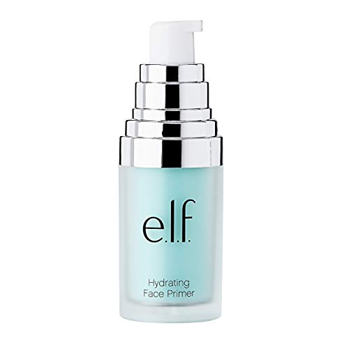 e.l.f. Hydrating Face Primer Small .47 Ounce (Best Primer For Dry Combination Skin)