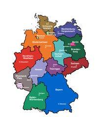 Mapa De Alemania Ciudades.Compra Kd3 Mapa De Alemania Cintura De Los Paises Y