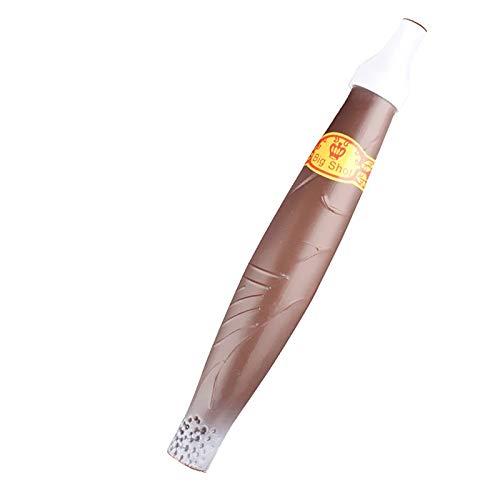 (Party Diy Decorations - Simulated Cigar Cigarette Holder Halloween Carnival Cigars Masquerade Costumes Props Simulation - Decorations Party Party Decorations Color Cigar Fogger Mist)