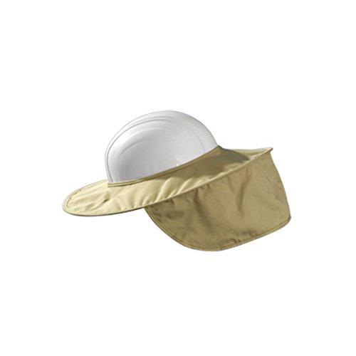 OccuNomix 899-KHK Stowaway Hard Hat Shade, One Size, (Khaki Shade)