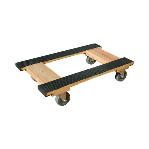 Axis Monster Trucks Mt10001 Wood 4-Wheel Piano H Dolly