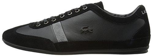 Lacoste Men's Misano 22 Lcr Casual Shoe Fashion Sneaker, black, 7 M US