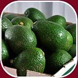 24 Fresh California Hass Avocados