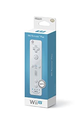 Nintendo Wii Remote Plus - Pink by Nintendo