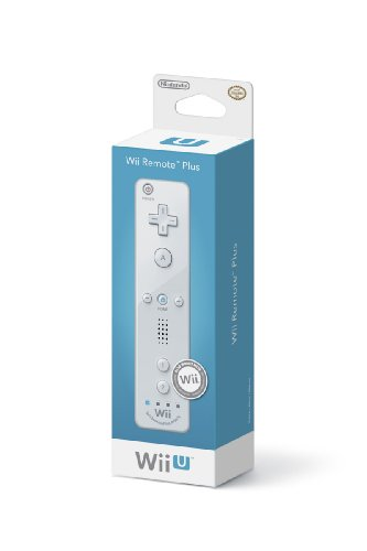 White Brothers Fluid - Nintendo Wii Remote Plus - White