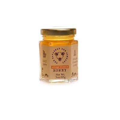 Orange Blossom Honey by Savannah Bee Co. (3 ounce)